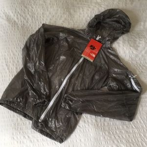 The North Face water repellant jacket